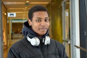 David Aspenberg, 15, studerande, Sundsvall: