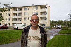 Urban Wigren, ordförande i Faxeholmen AB.