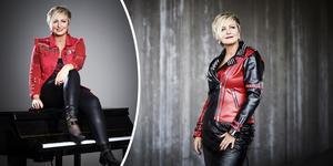 Jessica Falk släpper nytt material. För första gången på svenska.  Foto: Pressbild