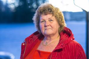 Kommunfullmäktiges ordförande Karin Paulsson (S).