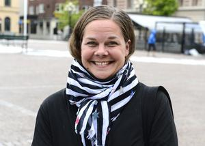 Terese Nygren, 38 år, receptionist, Sundsvall