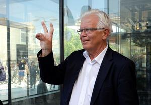 Alf Svensson har fortfarande en mycket stark intern ställning i KD. Foto: Bertil Ericson/TT
