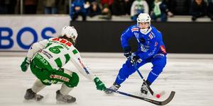 Vänersborg åkte ut mot Västerås i kvartsfinalen den gångna säsongen.