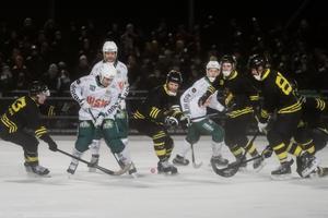 AIK vann säsongens första derby, som spelades på Östermalms IP. Bild: Stina Stjernkvist/TT