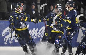 Falu BS tog mycket viktiga två poäng mot Frillesås.
