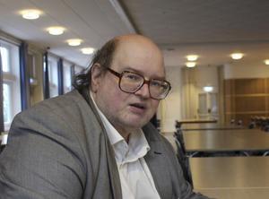 Ken Swedenborg. Foto: Torbjörn Granling