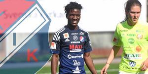 Temwa Chawinga har skrivit på ett nytt kontrakt för Kvarnsveden.