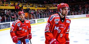 Kalle Jellvert hittade rätt två gånger mot sitt gamla lag. Bild: Erik Mårtensson/Bildbyrån
