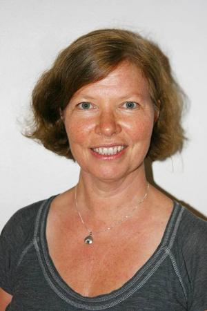 Eva Johansson, BVC-sköterska.