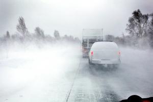 Det kan bli stora trafikproblem i det mycket hårda väder som väntar Jämtlands län.