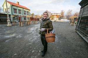 Efter att ha provat på att bo i Stockholm under två år så stärktes Anna-Lena Ståhl i sin övertygelse om att det är i Jämtland hon vill bo.