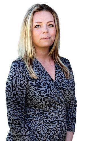 Linda Solum, som tidigare varit tv-chef på Mittmedia och nu är nyhetschef för bland annat Södran, bor i Gustafs och är väl bekant med området.