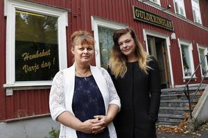 Det var med stora förväntningar som Tina Löwgren tog över kafé- och bagerirörelsen i Grythyttan med anor från 1928. Josefine Kuusisto hade jobbat några år i företaget då och följde med i den nya regin.