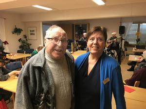 Sven Torstenson och Louise Gunnars känner väl till historiken kring Handikappföreningarnas hus på Tjärna ängar i Borlänge. Lokalerna togs i bruk redan 1987. På onsdagseftermiddagen hölls det sista öppet-husarrangemanget eftersom fastigheten ska rivas till hösten.