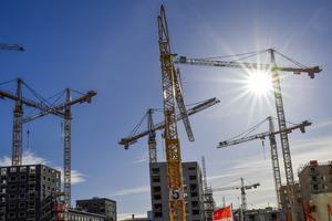 Snart kommar byggkranar att synas även i Kumla, skriver Katarina Hansson (S).