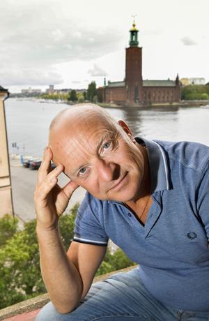 Jonas Gardell är aktuell med den nya romanen