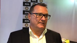 Magnus Sundquist, tränare Brynäs.