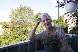 Pia Möllgård ser många bra klimatprojekt på gräsrotsnivå runt omkring Bollnäs.