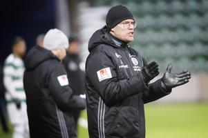Joel Cedergren är inte helt nöjd med resultaten under uppladdningen inför Allsvenskan.