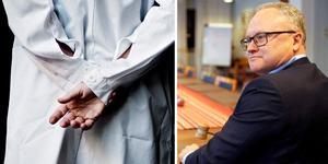 Insändarskribenten vill tacka Glenn Nordlund (S), regionråd i Västernorrland för att läkare ska åka till patienter, med anledning av att facket kräver att läkarna vid Sundsvalls sjukhus inte ska tvingas åka till Sollefteå och jobba, utan att det ska vara frivilligt.