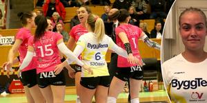 Ewelina Granberg blir Örebro Volleys tredje nyförvärv från RIG Falköping.
