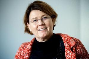 Foto: Claes Söderberg.Susanne Hällman, personalchef vid Dellner Couplers.