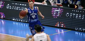Jaan Puidet är Jämtlands bäste returtagare – trots att han spelar guard/small forward.