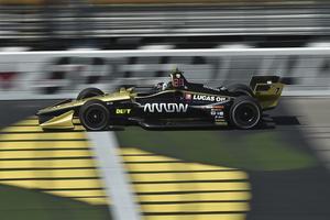 Foto: Joe Sibinski/Indycar