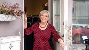 Monica Sjödin slår igen dörren till klädbutiken efter nästan ett kvarts sekel.