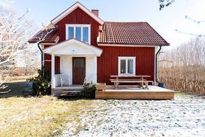 Foto: Susanna Hagman. Folkatorp 406 i Kumla är till salu.
