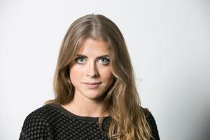 Andrea Lewis Åkerman, kommunikationsansvarig på Google.Bild: Pressbild/Google