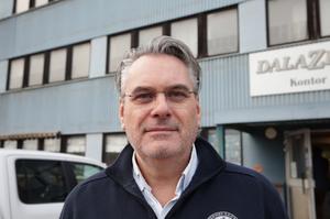 Ulf Seger är tacksam över hur personalen har ställt upp under rekonstruktionstiden.