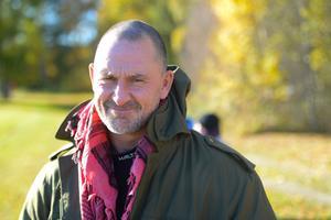 Janne Nyström, 52 år, behandlingsassistent, Sundsvall.