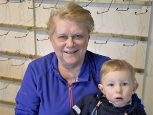 Lena Åström, 70 år, pensionär, Åmon