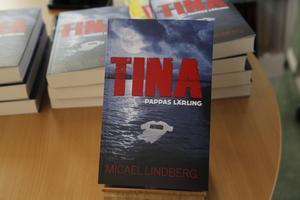 Micael Lindberg släppte sin nya bok