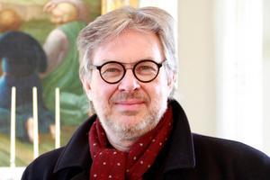 Kyrkoherde Jan Bonanders förhoppning är att reparationerna av kyrktornet i Färila ska kunna påbörjas snarast.