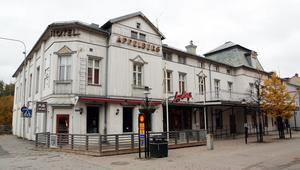 Hotell Appelbergs i Sollefteå.