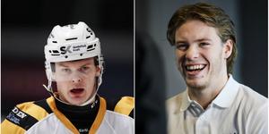 Albin Eriksson och Rickard Hugg är Hälsinglands klarast lysande talanger, men vilka finns där bakom? Foto: Nils-Petter Nilsson/Erik Simander/TT.