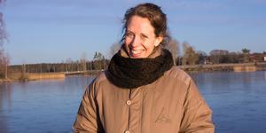 Karoline Espås, 32, är musiklärare på Sjöviks folkhögskola.