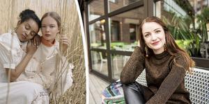 Efter studenten 2009 sökte Zandra sig till en fotoskola i New York. Nu är hon tillbaka i Örnsköldsvik igen.