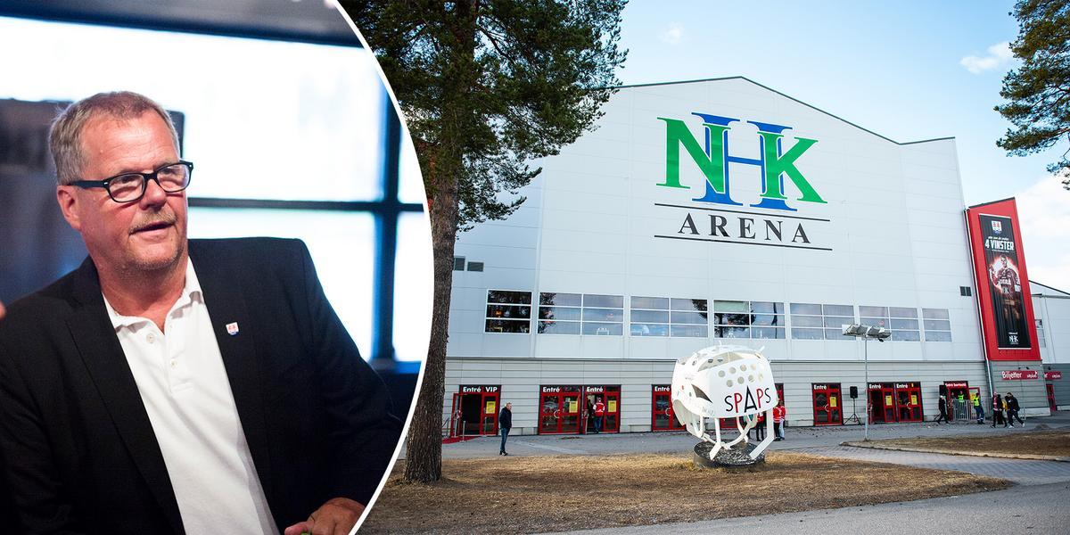 Timrå IK säger upp miljonavtal med kommunen – vill inte sköta driften av NHK Arena: