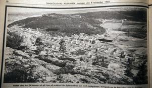 Bild från ÖA 9 november 1968