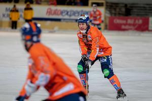 Per Hellmyrs spelade snyggt fram Patrik Nilsson till det matchavgörande tredje målet.
