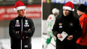 Michael Carlsson och Olle Wiberg.