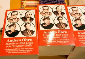 Den nyutkomna boken med Sundsvallsprofiler i ord och bild.