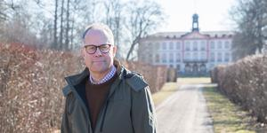 Torbjörn Larsson arrangerar Swedish game fair vid Tullgarns slott.