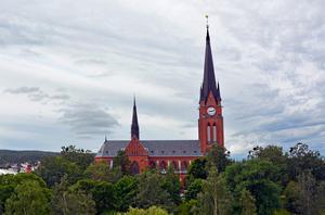 G:a kyrkan, Sundsvalls församling.