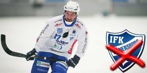 Mikko Lukkarila letar ny klubb efter fem säsonger i Vänersborg.