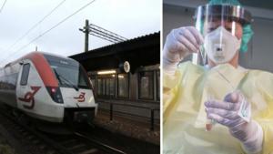 Coronasmittad åkte tåg till Göteborg – kan ha passerat länet: så spåras resenärerna