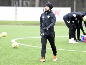 Júlio César Fernandes provtränar med J-Södra under veckan.